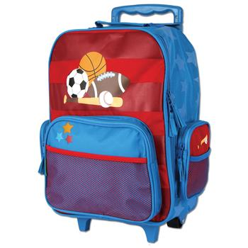 SPORTS ROLLING LUGGAGE $40
