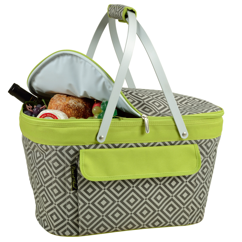 COLLAPSIBLE INSULATED BASKET-COOLER $54