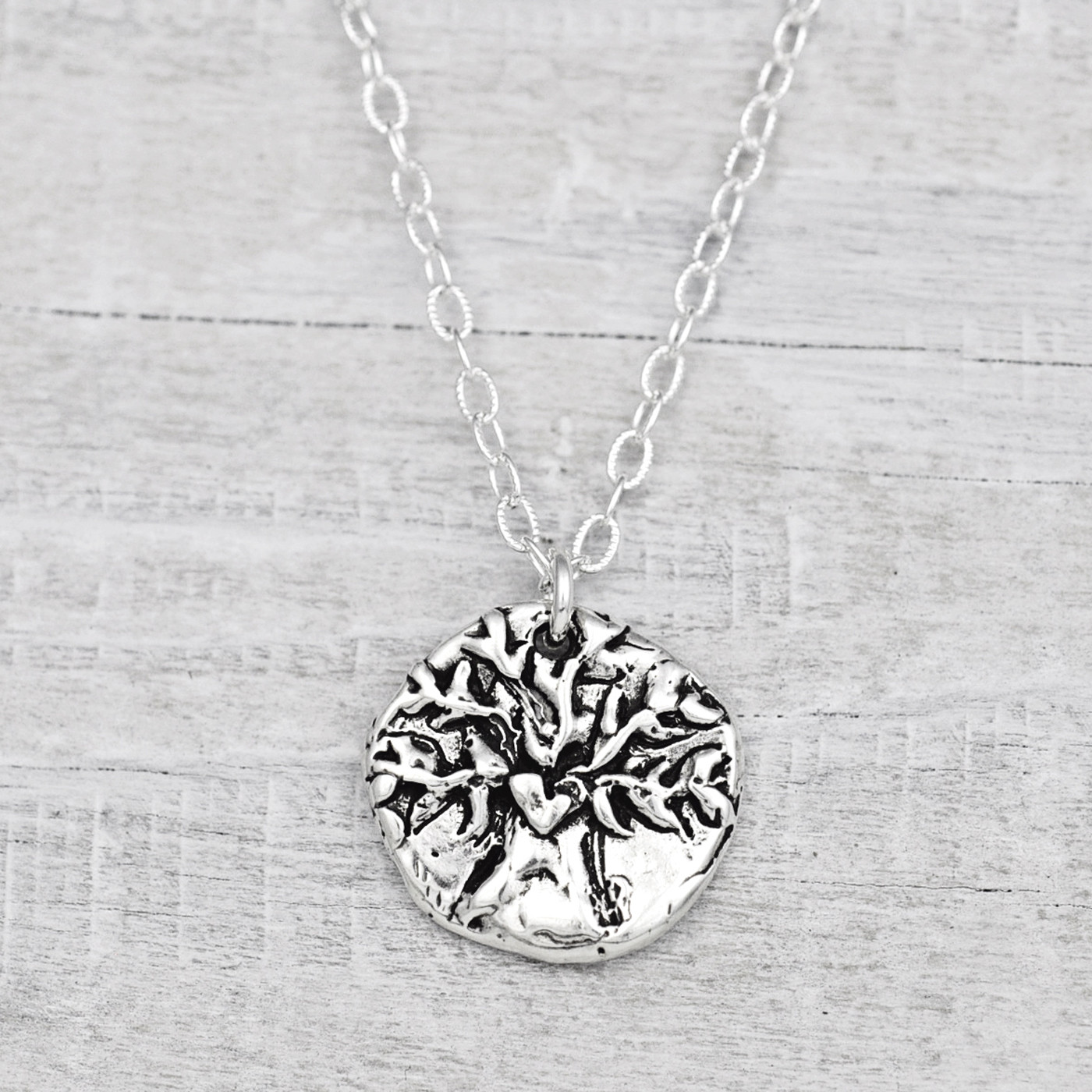 WALK BOLDLY, GROW WISE Necklace $64