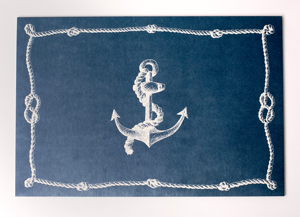 ANCHOR PLACEMATS $29