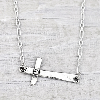 FAITH RUNS DEEP NECKLACE $80