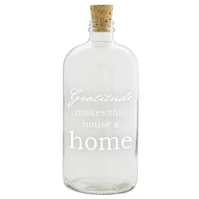 Home Apothecary Jar   $28