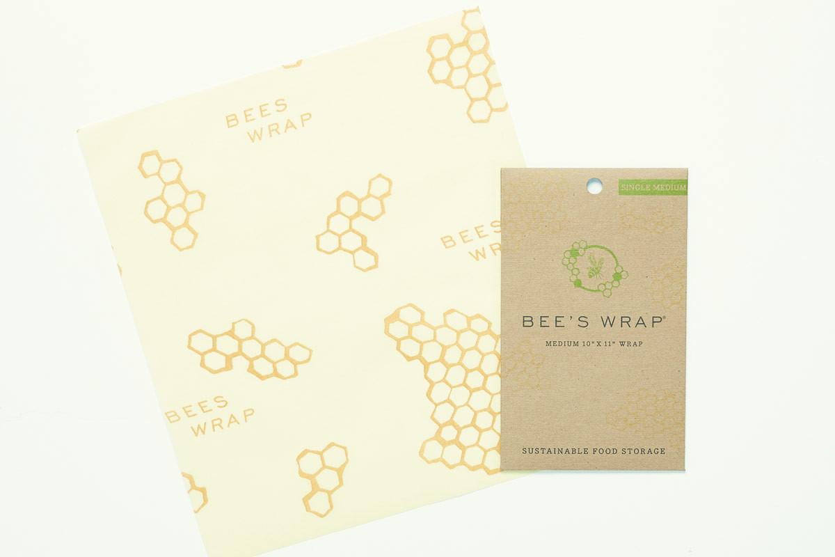 BEES WRAP MEDIUM SET/3 $18