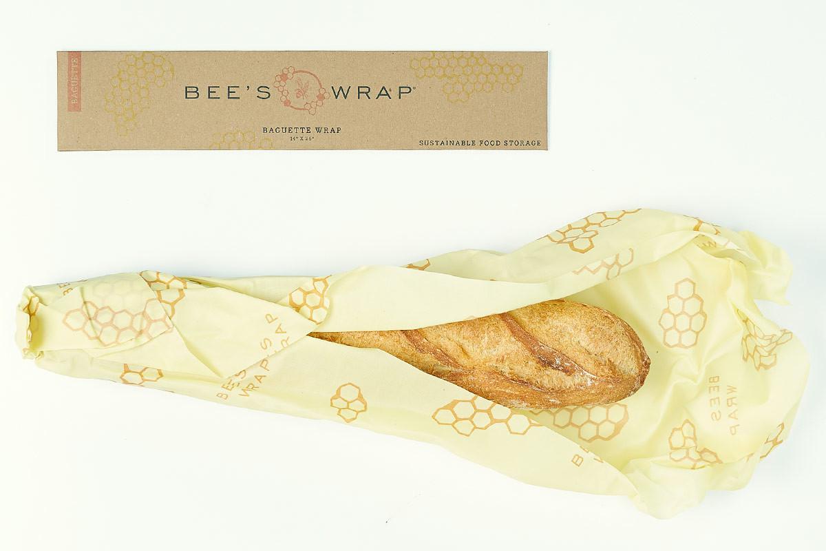 BAGUETTE BEES WRAP $15