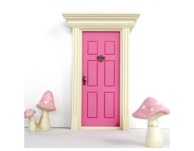 'LIL FAIRY DOOR - PINK - TASTIC  $26