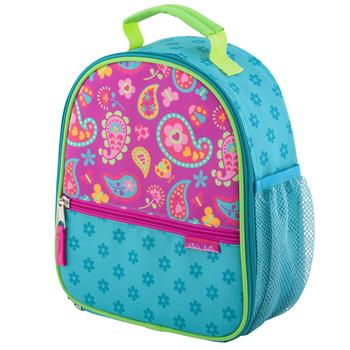 PINK PAISLEY GARDEN LUNCH BOX  $18