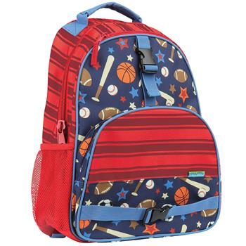 RED SPORTS BACKPACK  $30