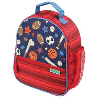 RED SPORTS LUNCH BOX  $18