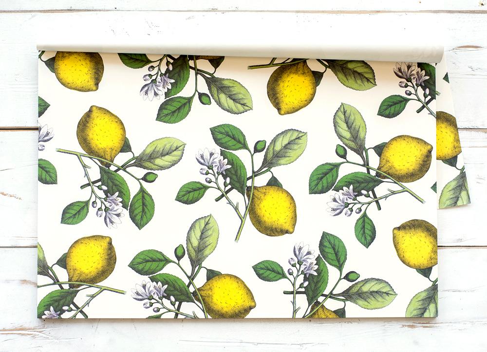 Lemon Placemat $29