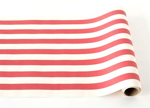 Classic Red Stripe Runner $27