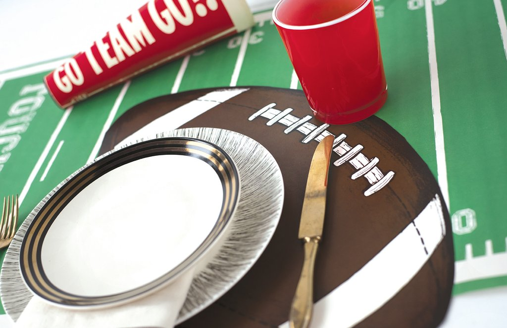 Football Placemat $29