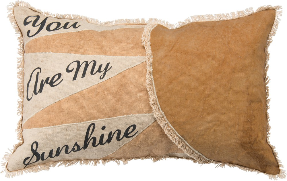 My Sunshine Pillow $42