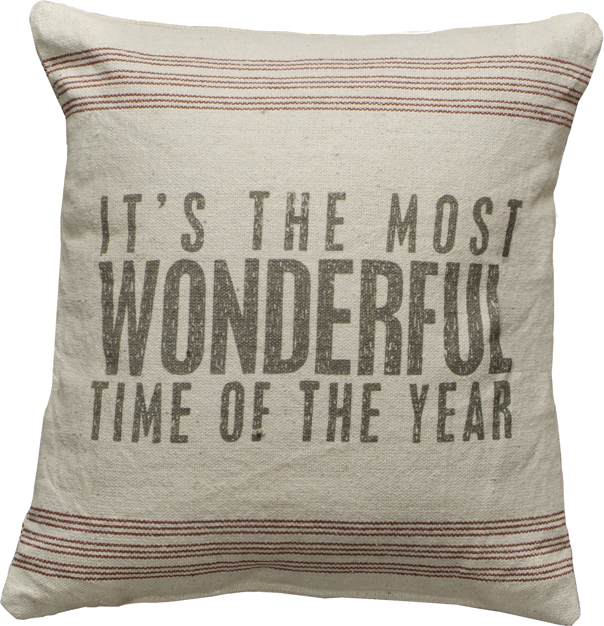 Most Wonderful Pillow $26