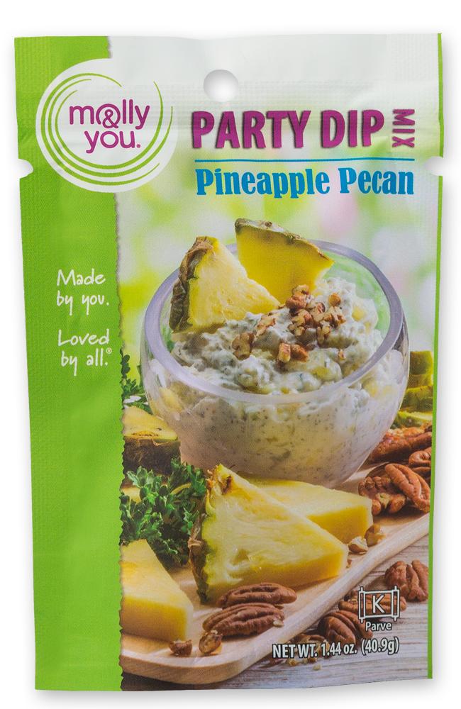 Pineapple Pecan Dip Mix $5