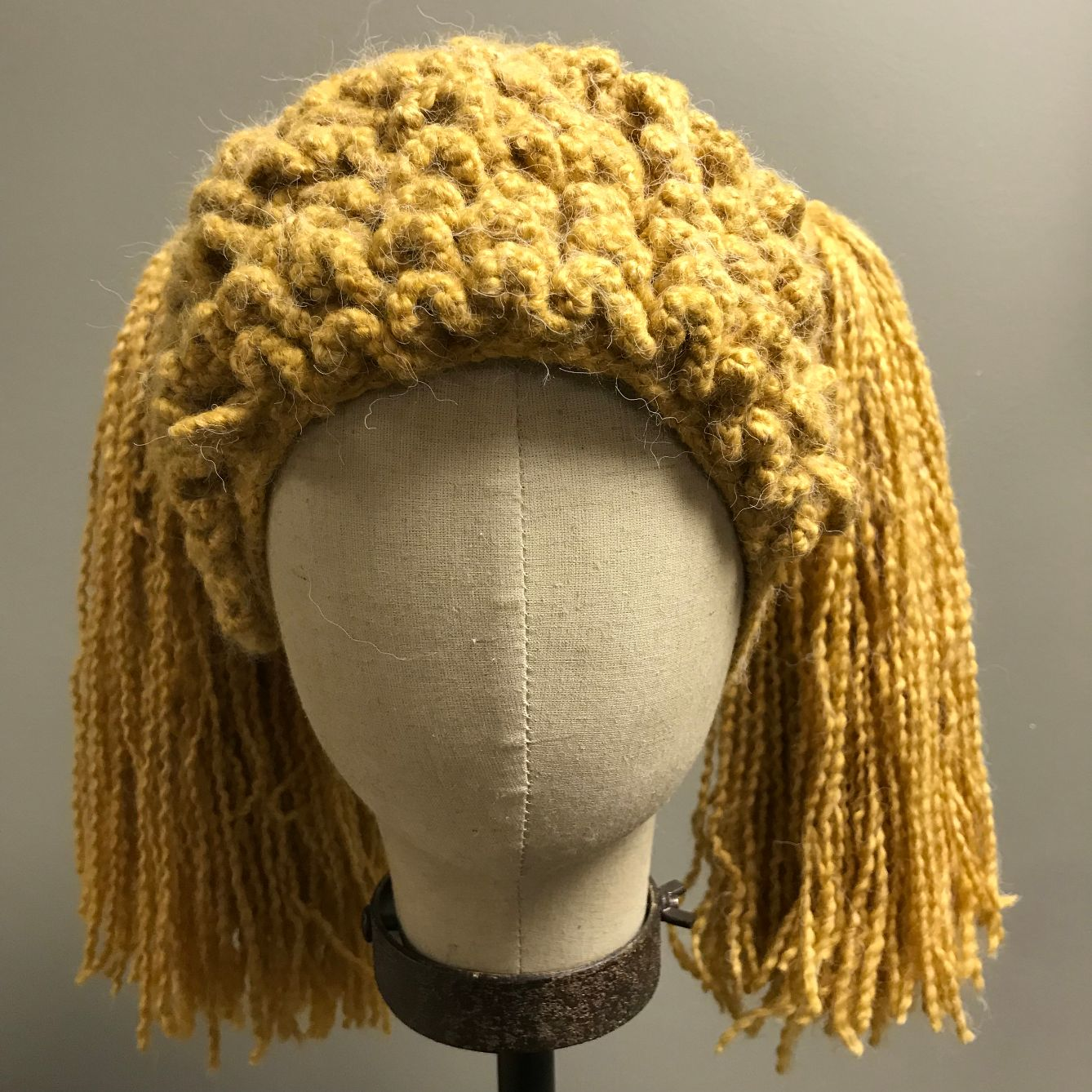 Pig Tail Hat $36