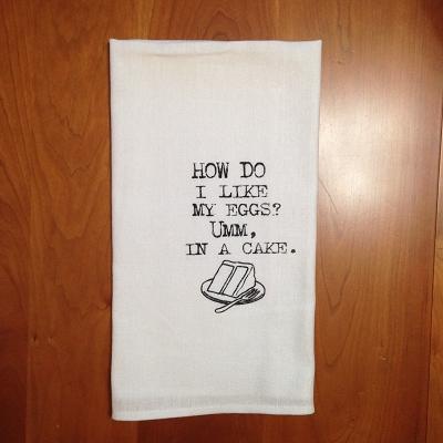 Cake Dish Towel $8