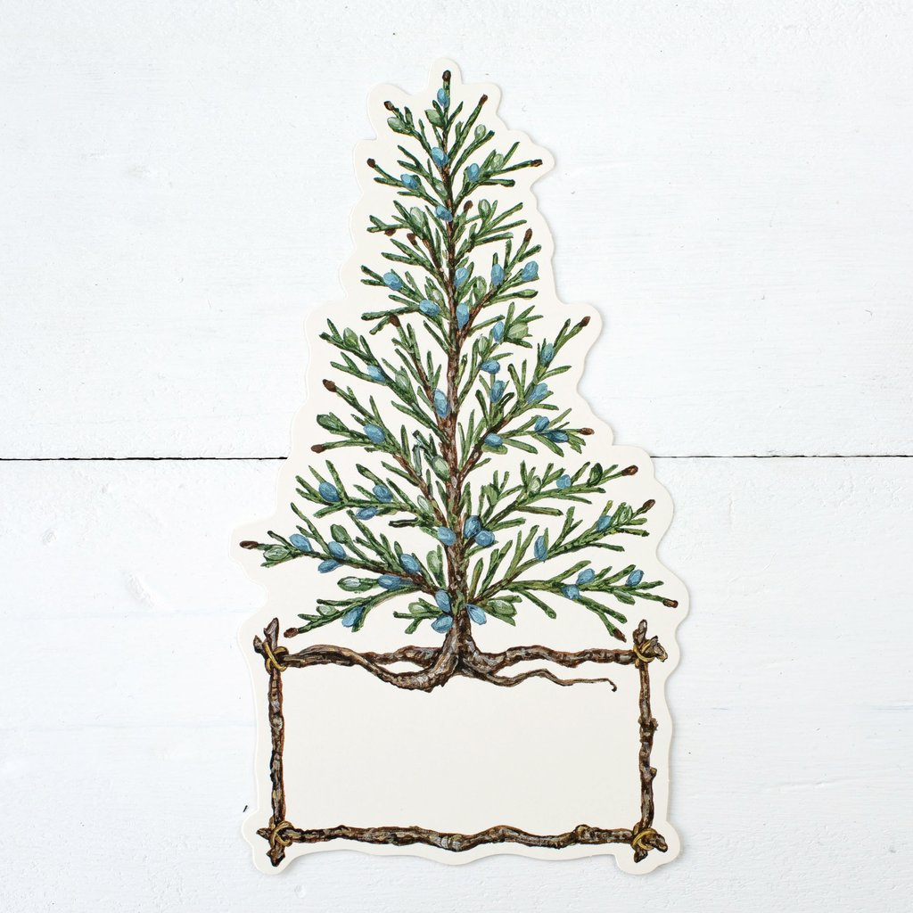 Cedar Tree Table Accent $13