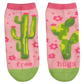 Cactus Ankle Socks $7