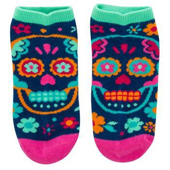 Skull Ankle Socks $7