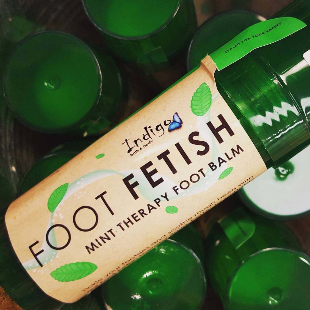 Mint Therapy Foot Balm $18