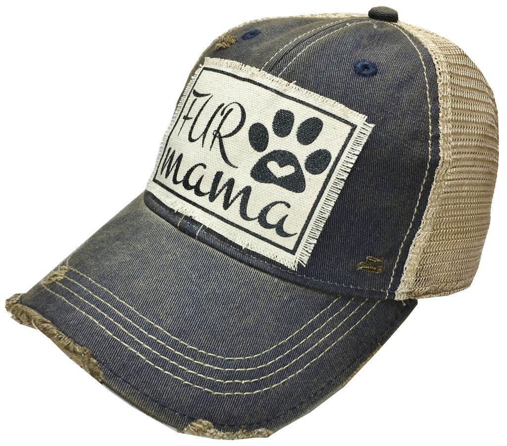 Fur Mama Cap $25