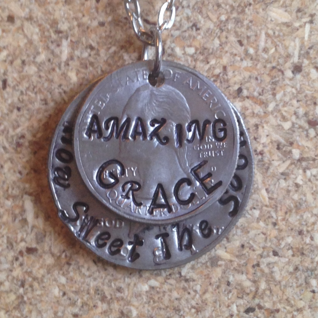 Amazing Grace How Sweet The Sound $20