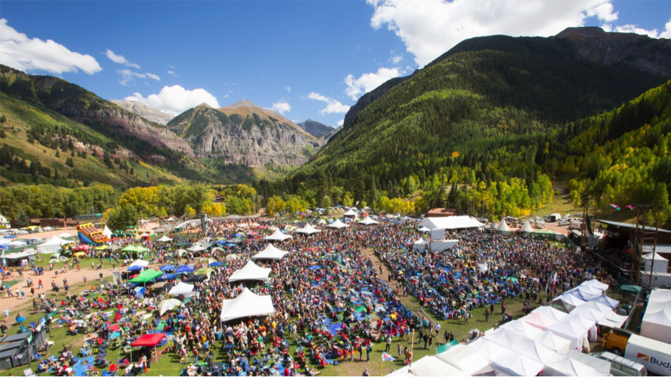 ©Telluride Blues and Brews