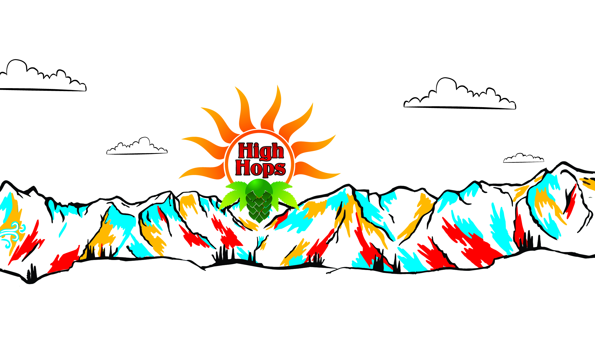 Artwork: courtesy High Hops Brewery