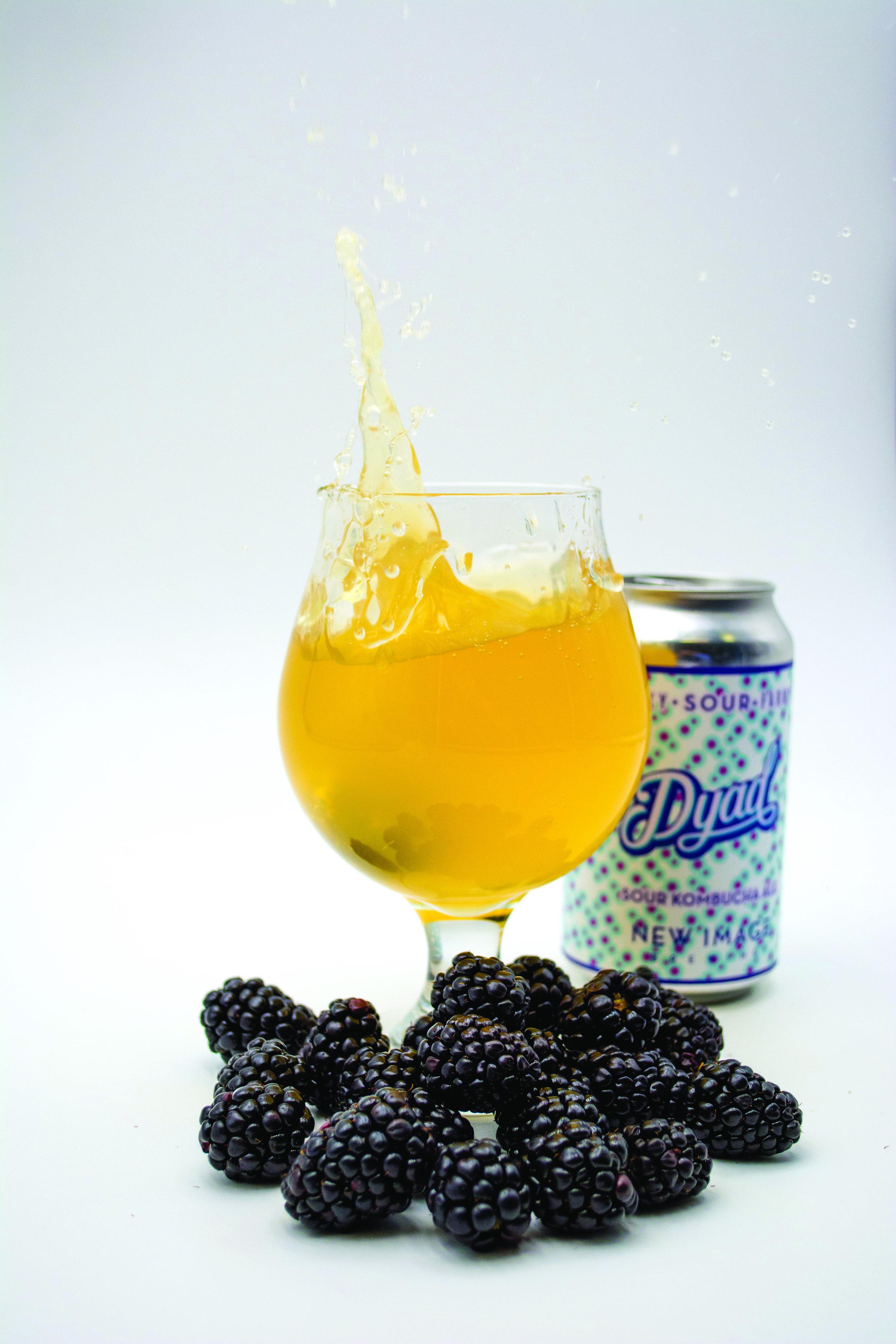 Dyad Style: Kombucha Brett Saison Brewery: New Image Brewing Location: Arvada ABV: 7.5 percent IBU: 0  Photo: Neill Pieper