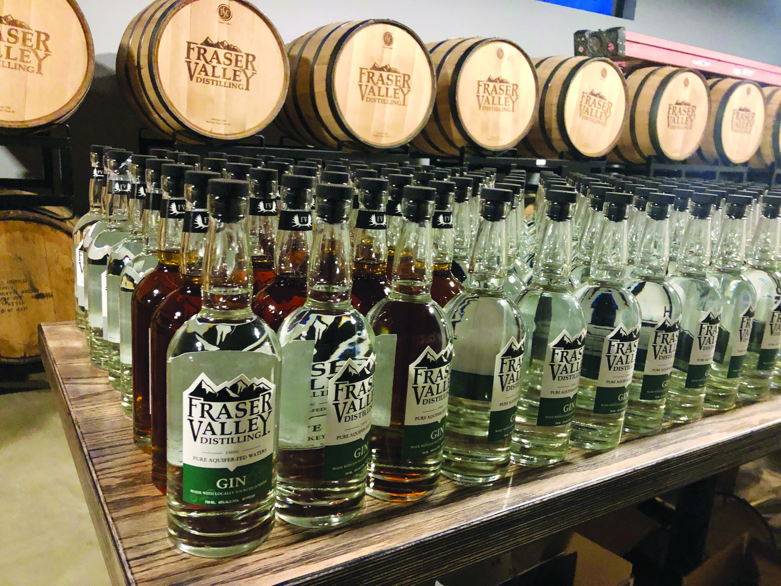 Photo: courtesy Fraser Valler Distilling