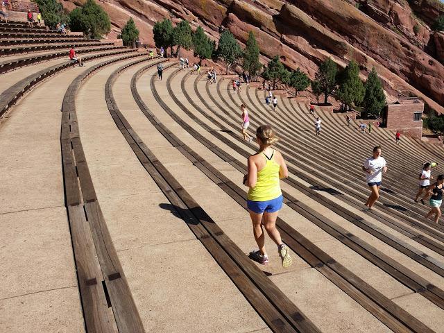 Red Rocks Steps courtesy earlymorningrun.com & Lisa Hansen