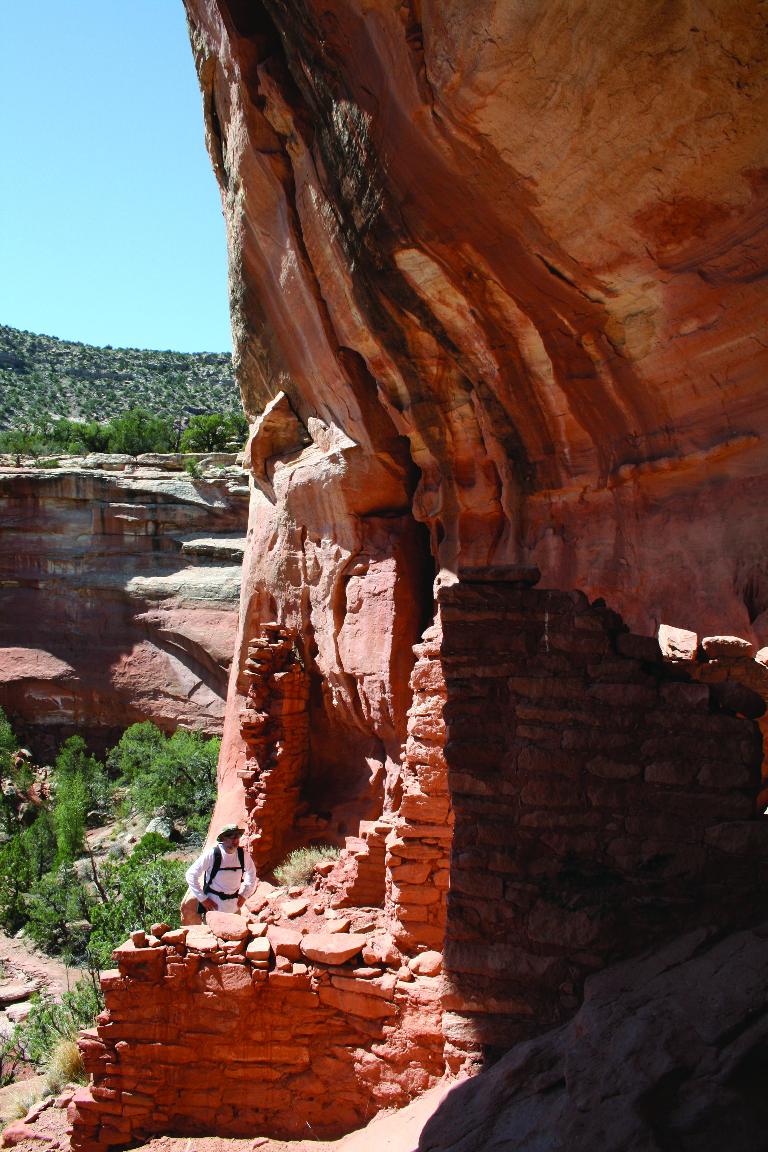 Canyons of the Ancients National Monument.  Photo: Terri Ross