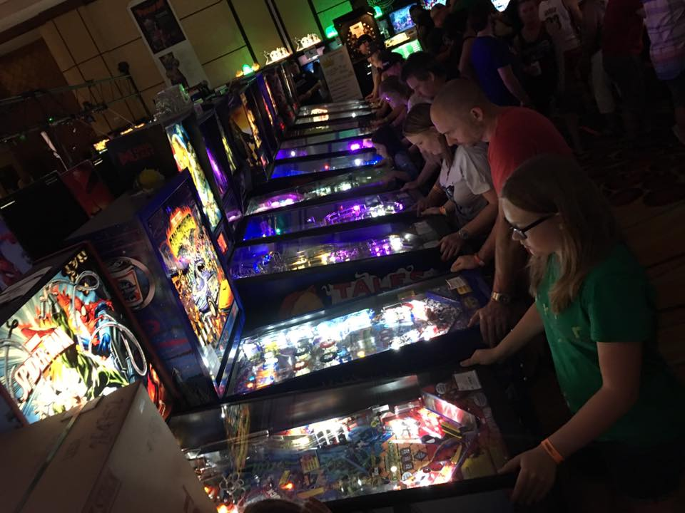 Photo: courtesy Rocky Mountain Pinball Showdown and Gameroom Expo Facebook page