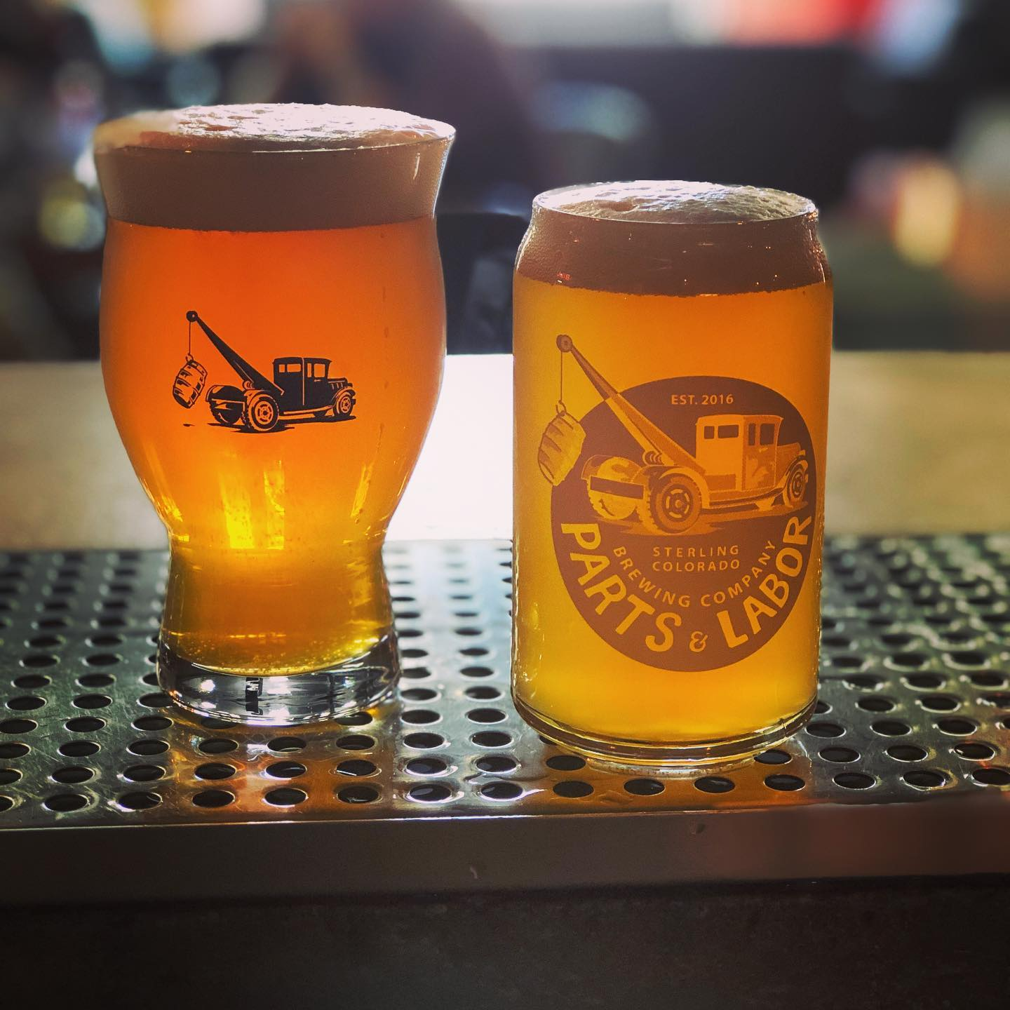Parts and Labor Brewing Co.