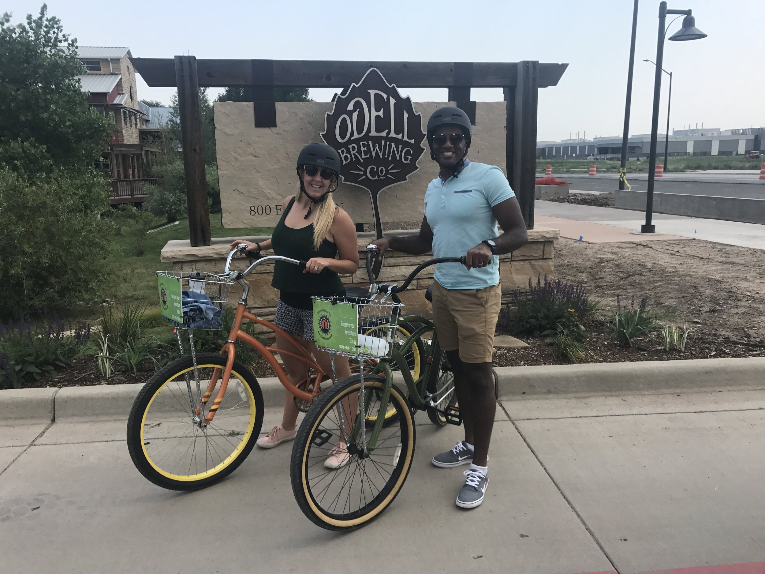 Photo: Bob Williams and/or Beer & Bike Tours