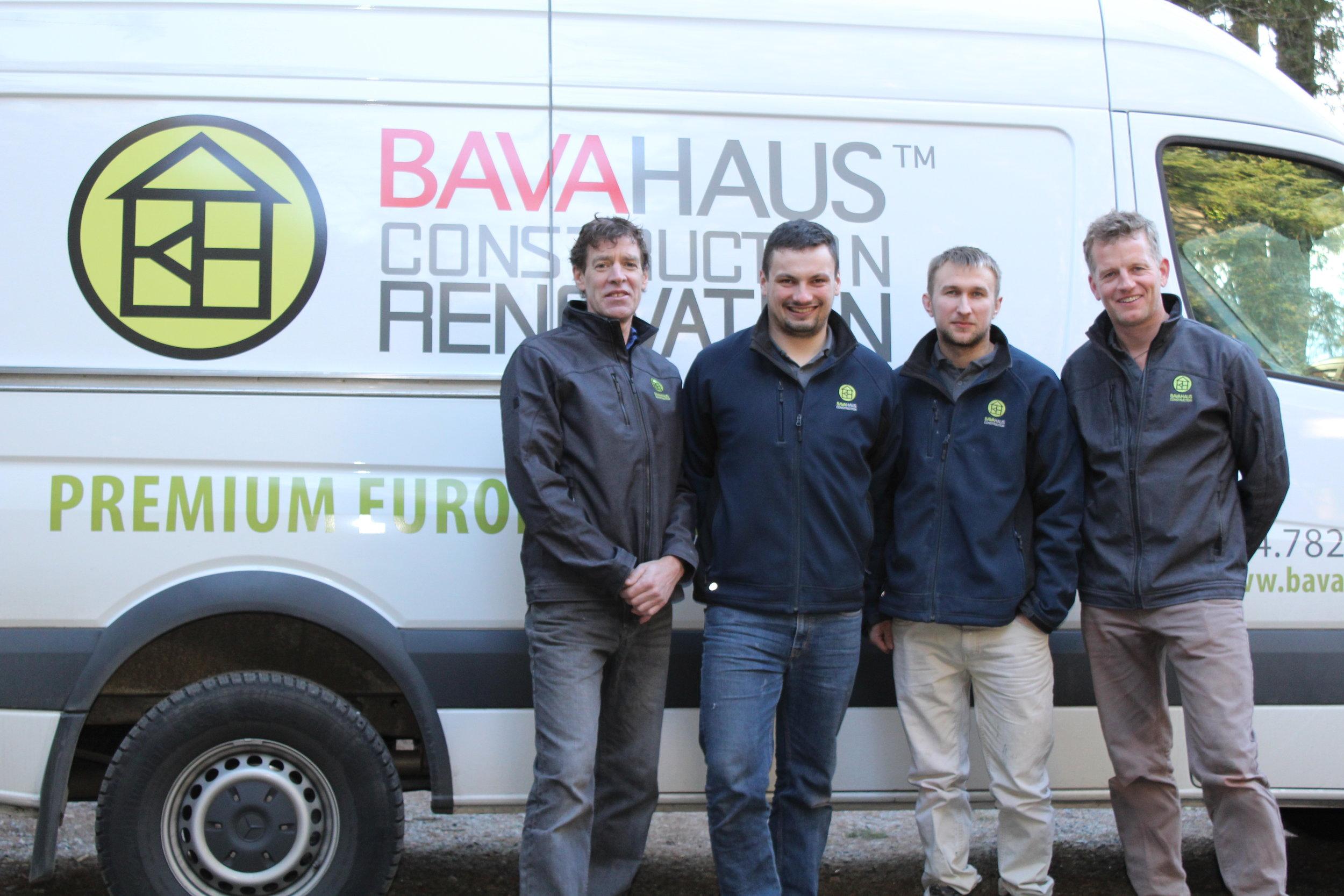 Bavahaus Team
