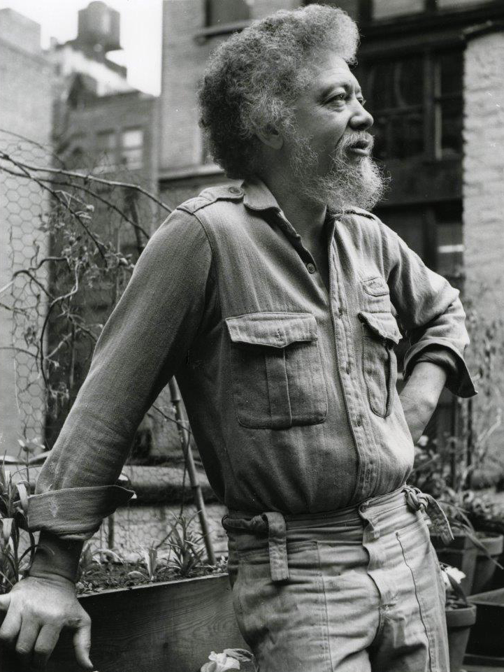 Andrews in 1982. Photo by Kathy morris