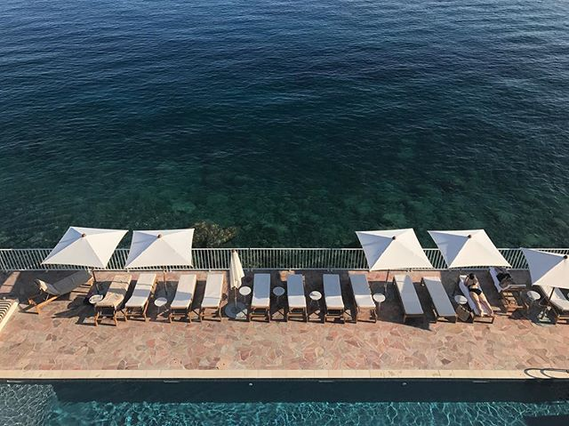 This is my happy place, and I will be there in no time! I can't wait for my vacation that I didn't have for two years. France, here I come! #vacation #view #meditariansea #bigblue #southoffrance #lesrochesrougeshotel #relax #withtheview #yolo