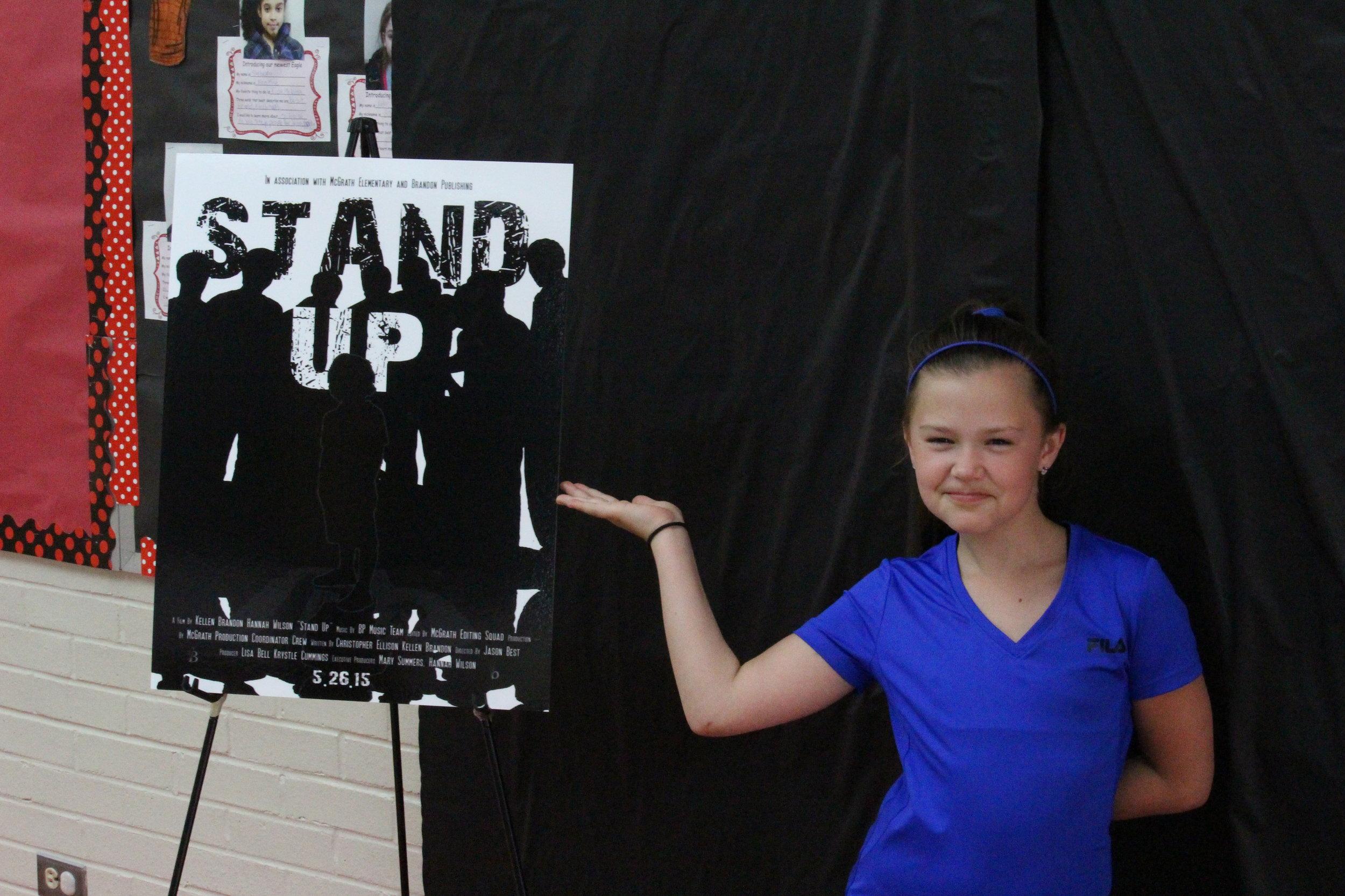 Stand Up Movie Premier