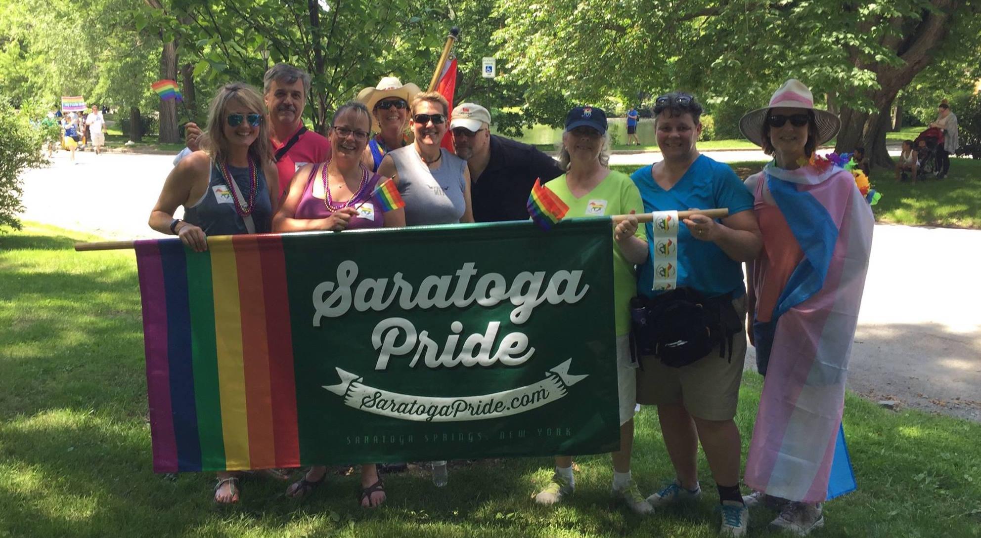 Saratoga Pride gets ready for 2017 Capital Pride