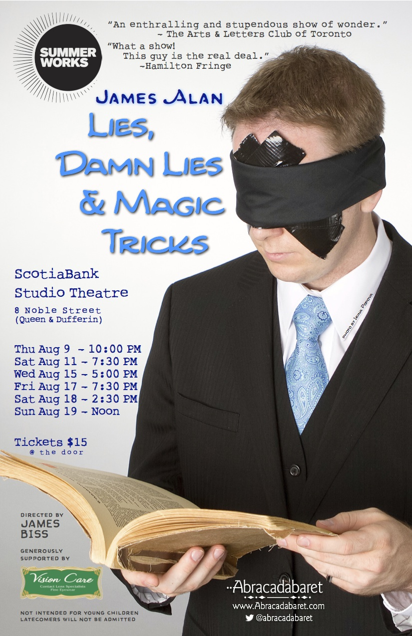 Lies, Damn Lies & Magic Tricks (2012)