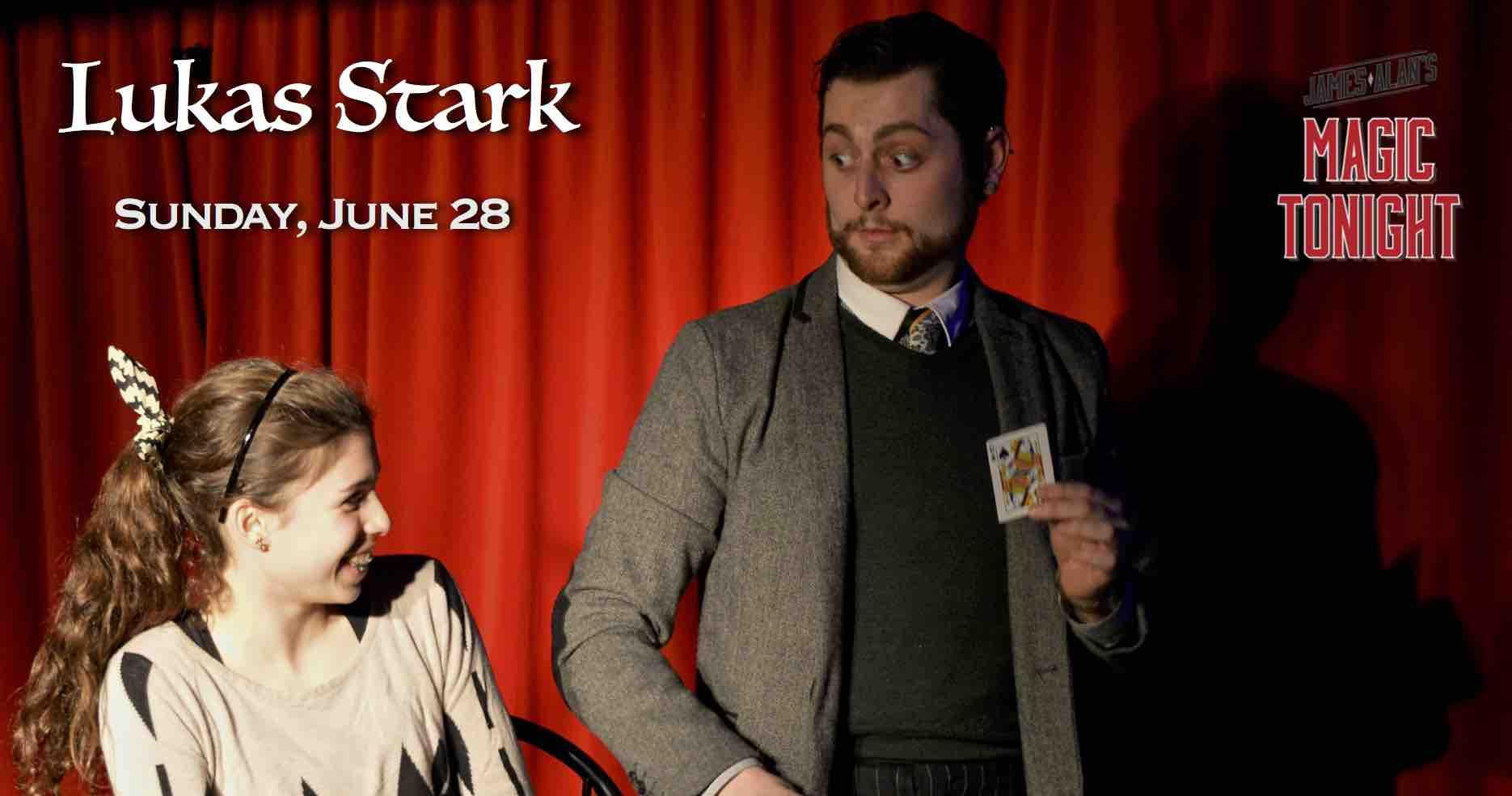 June 28 Lukas Stark