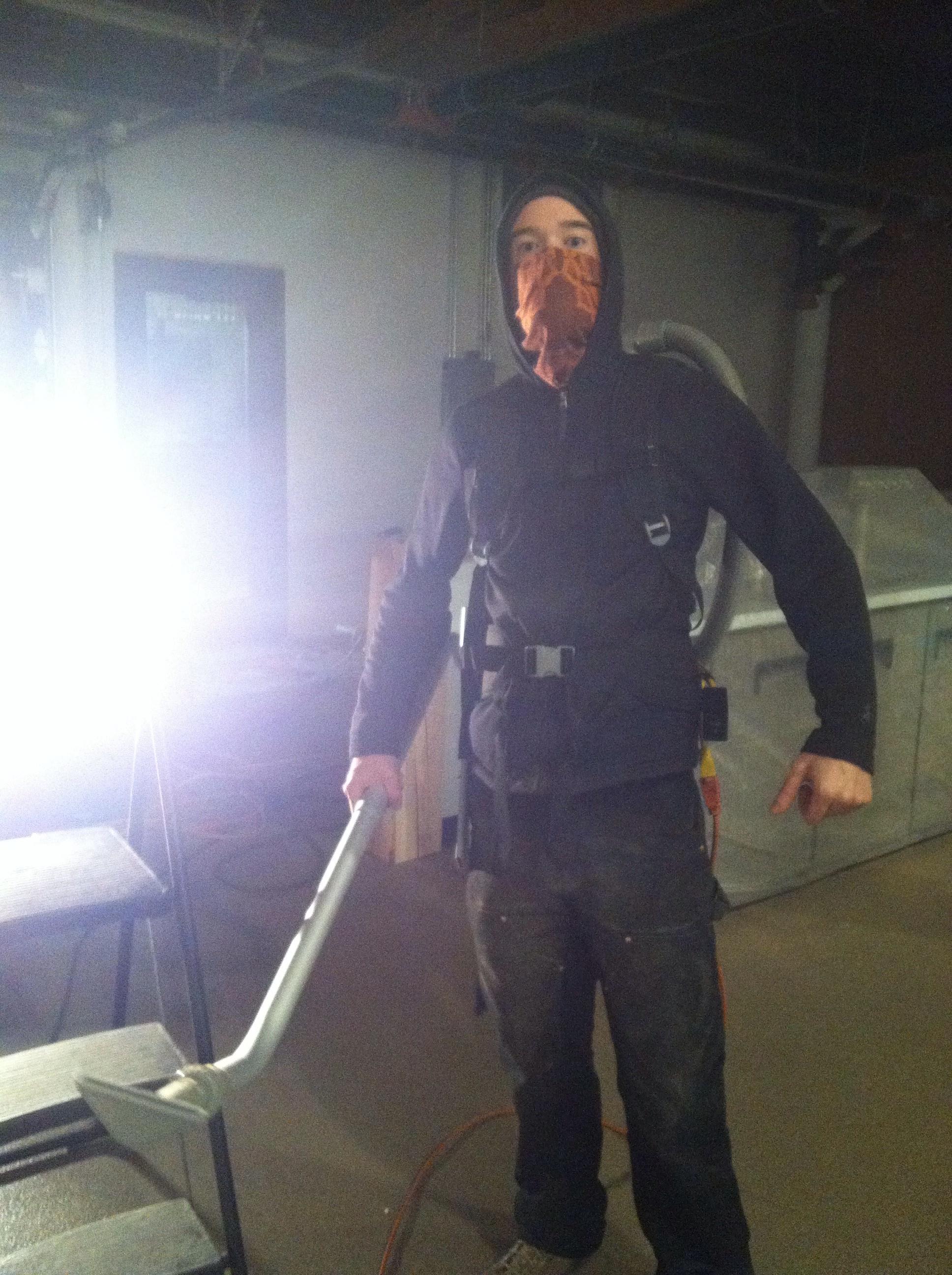 Steve Brown #Vacuumninja