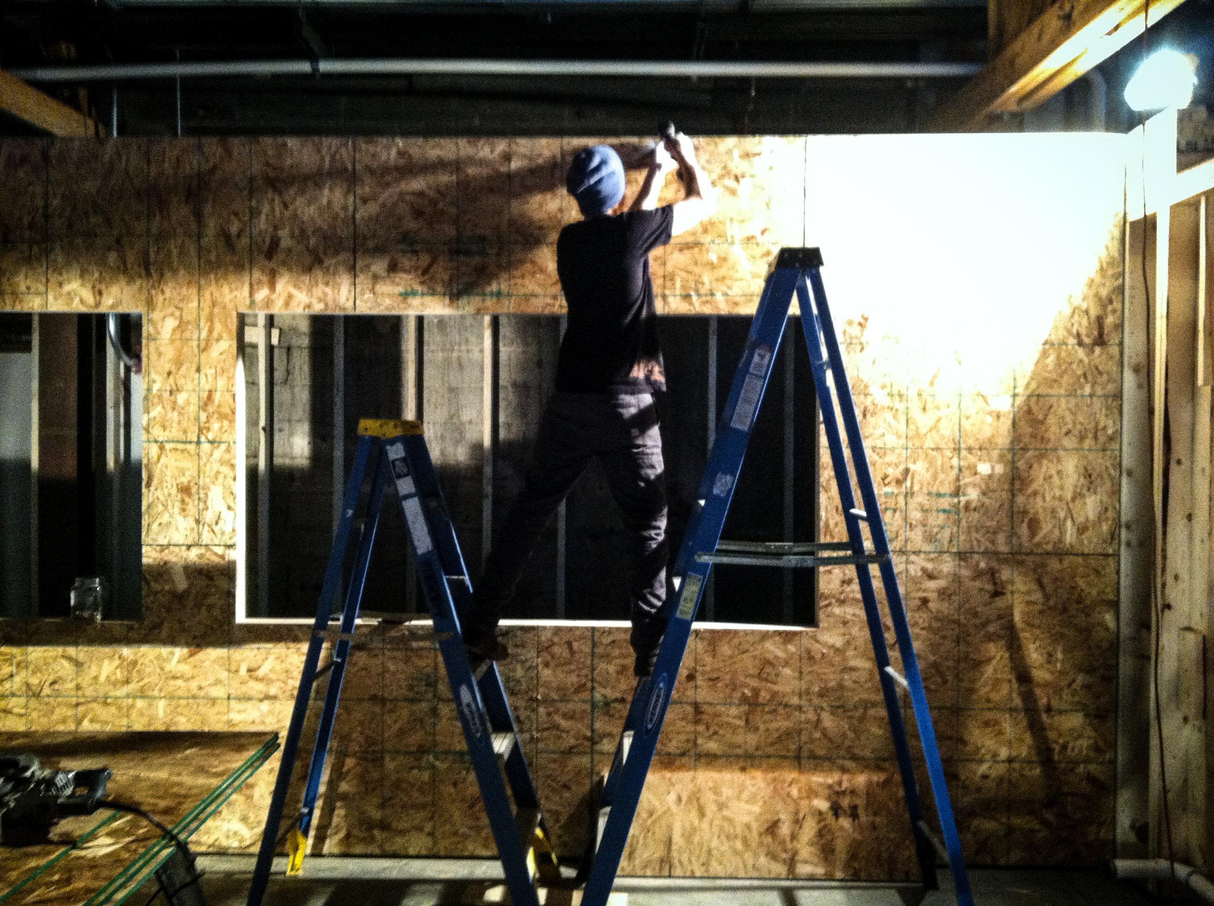 joe-sheehan-two-ladder-man