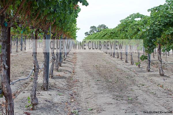 club w wine club insolence and wine