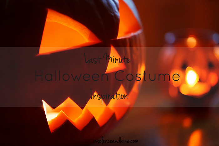last minute halloween costume inspiration wild fox couture insolence + wine