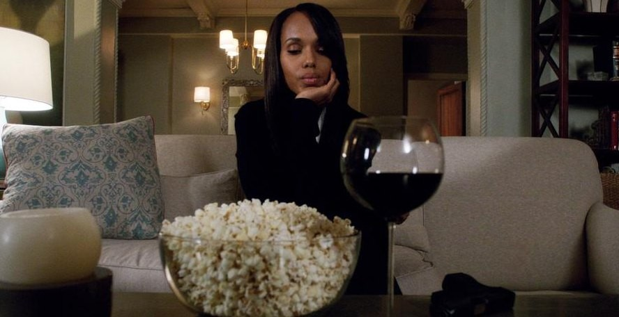 Does your evening look similar to Liv's?