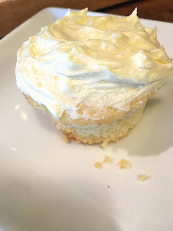 Luxurious Lemon Cupcakes Easter or Birthday Celebration. insolence + wine