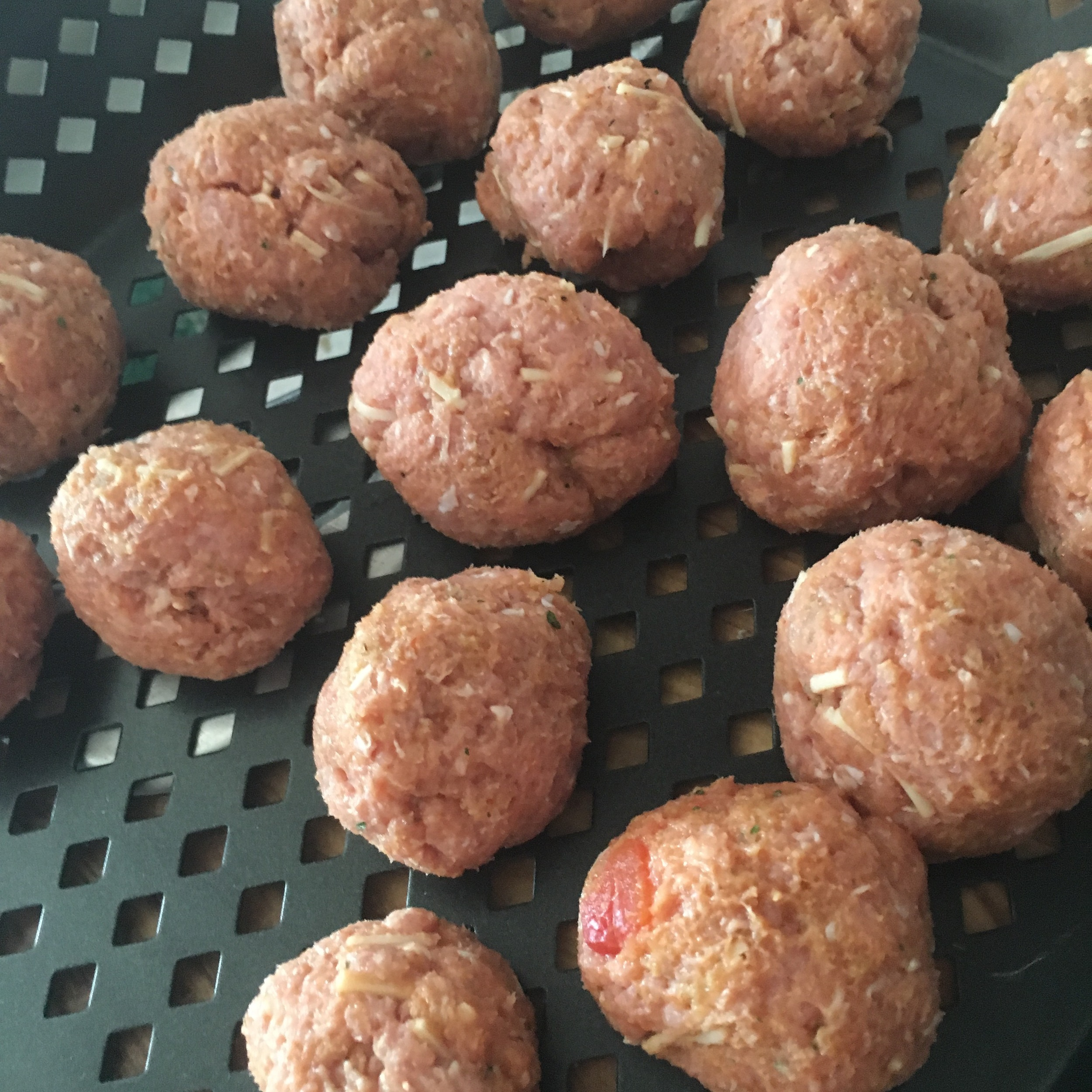quick weeknight grilled parmesan meatballs insolence + wine