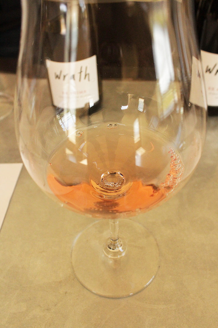 Saingee Rosé Wrath Winery